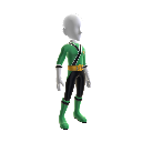 Green Ranger Outfit 