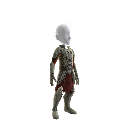 Daggerdale:  Human Fighter Outfit