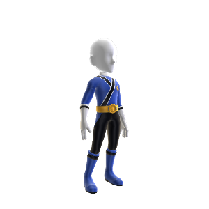 Blue Ranger Outfit 