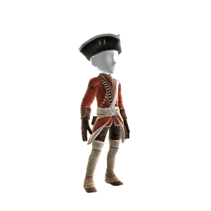 Redcoat Costume