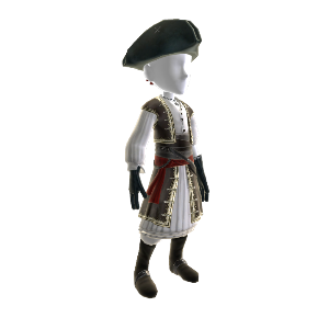 The Privateer Outfit