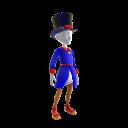 Dagobert Duck-Kostüm