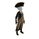 Costume de George Washington
