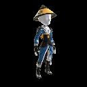 Sayuri Outfit
