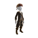 Kpt&#39;n Jack Sparrows Outfit