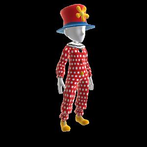 Clown-Kostüm