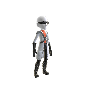 Quadwrangle Heavy costume - Female