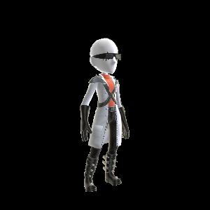 Quadwrangle Heavy costume - Female