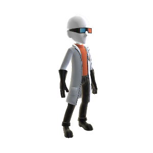Professor Quadwrangle Outfit