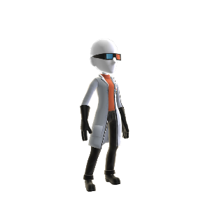Professor Quadwrangle Outfit - Female