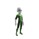 Costume de Green Lantern