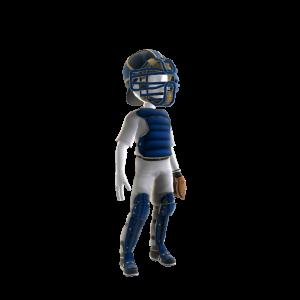 Tampa Bay Rays Catcher's Uniform