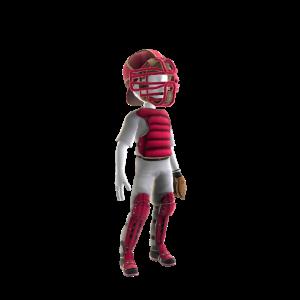 Philadelphia Phillies Catcher's Uniform