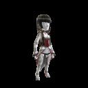 Blanca Goth Vampire Maiden