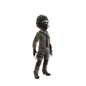 ISA Special Forces Outfit Male