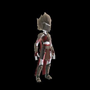 Zodanga Costume