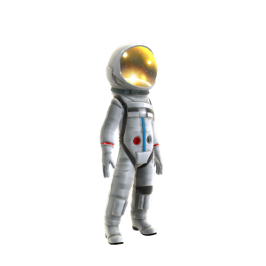 Gemini Astronaut