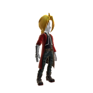 Edward Elric Cosplay