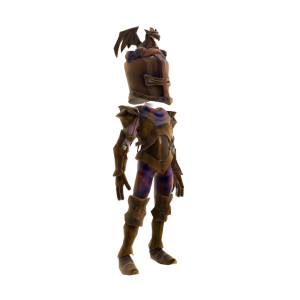 Traje de hueco de Fable: The Journey