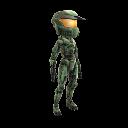 Halo Master Chief Spartan Armor