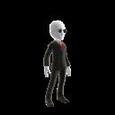 Secret Service Costume - Bald