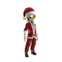 Baller Santa