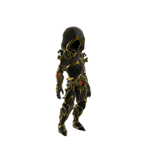 Gold Twilight Warrior
