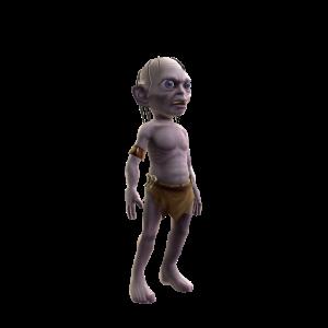 Costume de Gollum