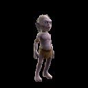 Gollum-kostym