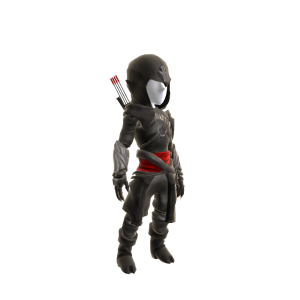 Black Archer Ninja - Huntsman