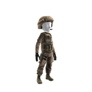 "Rifleman Outfit - ""Kirby"""