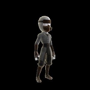 Wasteland Pale Ninja