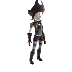Female Mercenary Outfit