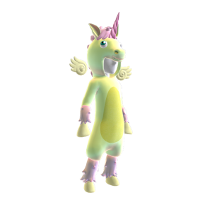 Highlight Unicorn Onesie