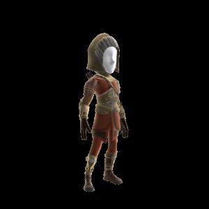 Waldläufer-Avatar-Outfit
