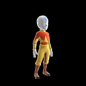 Aang Costume