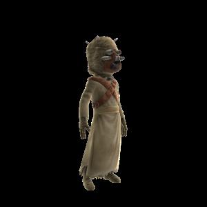 Tusken Raider Costume