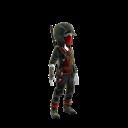 Masked Zombie Survivor