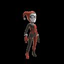 Costume di Harley Quinn