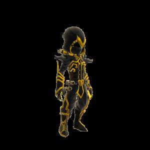 Gold Twilight Warlock