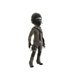 ISA Special Forces Outfit