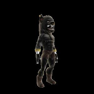 Werewolf Anubis