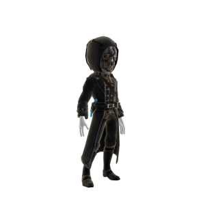 Corvo Costume 