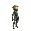 Halo Master Chief Spartan Armor