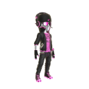 Bling Gamer - Pink