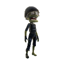 SWAT Zombie Avatar costume