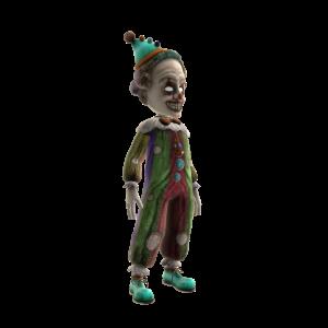 Evil Clown Outfit