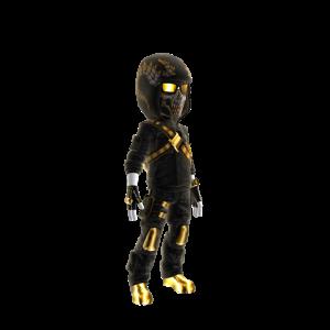 Golden Reaper Operative