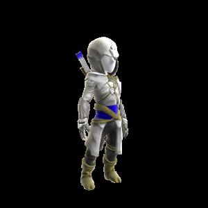 White Archer Ninja - Huntsman