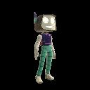 Kinect Rush Robot Costume